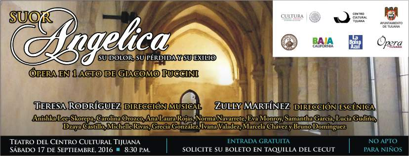 Suor Angelica Banner